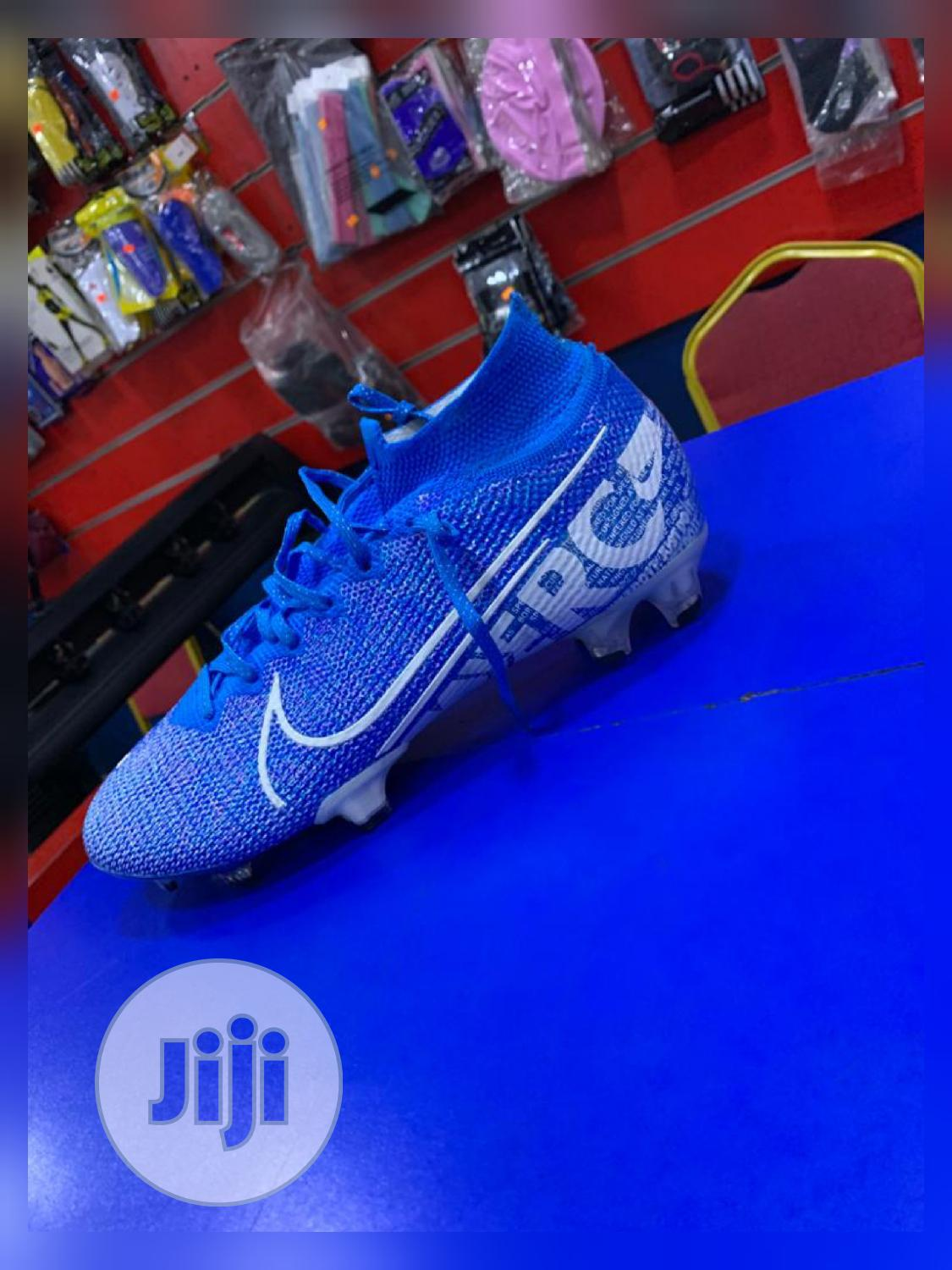Nike Mercurial Soccer Boot | Shoes for sale in Ojodu, Lagos State, Nigeria