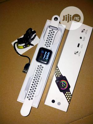 Smart Fitness Tracker, BP & Heart Rate Monitor | Smart Watches & Trackers for sale in Lagos State, Ikeja