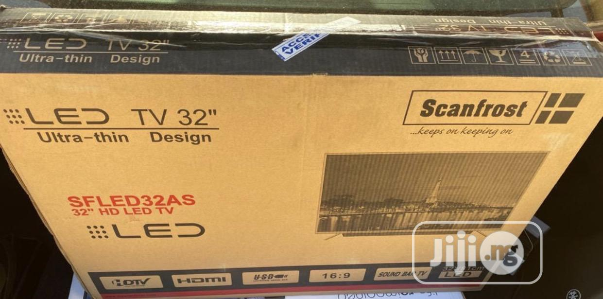 Brand New Scan Frost TV   TV & DVD Equipment for sale in Wuse 2, Abuja (FCT) State, Nigeria