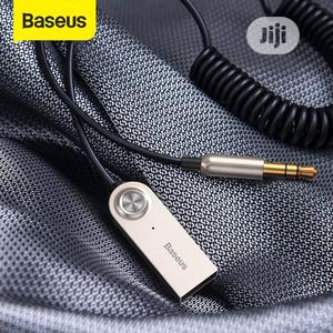 Baseus Bluetooth Transmitter Wireless Bluetooth Receiver 5.0   Vehicle Parts & Accessories for sale in Lagos State, Ikeja