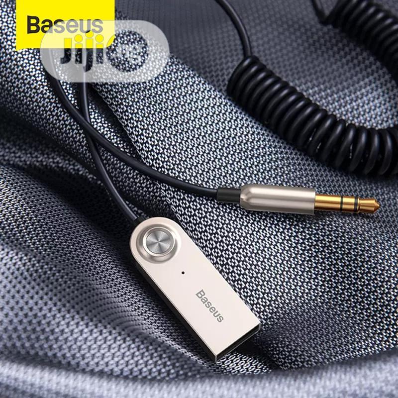 Baseus Bluetooth Transmitter Wireless Bluetooth Receiver 5.0 Car