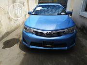 Toyota Camry 2012 Hybrid LE Blue | Cars for sale in Lagos State, Victoria Island