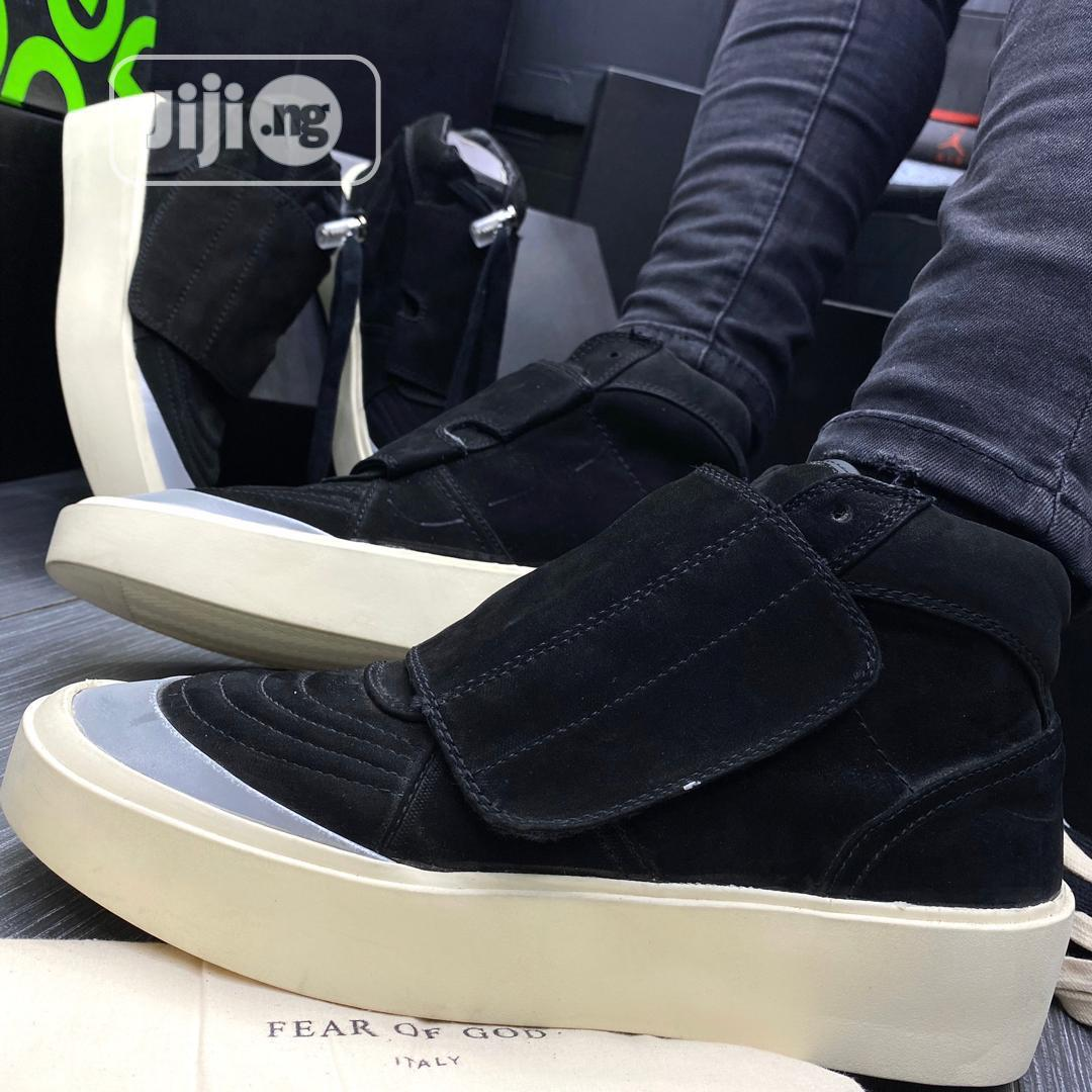 Archive: 6th Collection Fear of God Sneakers