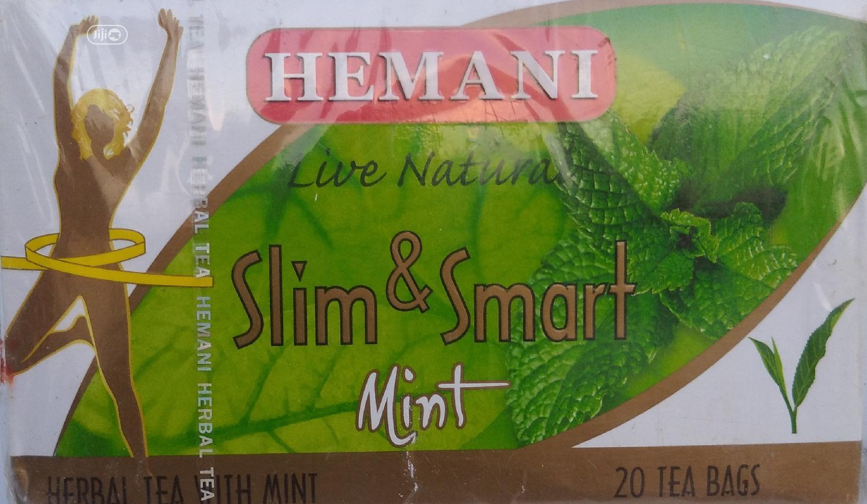 Archive: Hemani Herbal Slim Tea With Mint,20 Bags Per Pack.