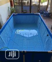 8feet Rectangular Frame Pool | Sports Equipment for sale in Lagos State, Ajah