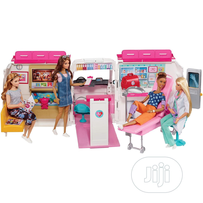 Barbie Doll Hospital Doll House