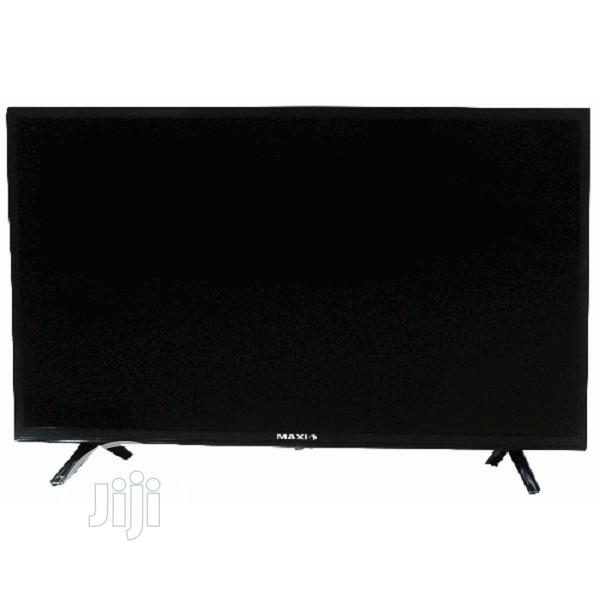 Maxi 32 Inches Led Hd Tv D1240 | TV & DVD Equipment for sale in Ojo, Lagos State, Nigeria