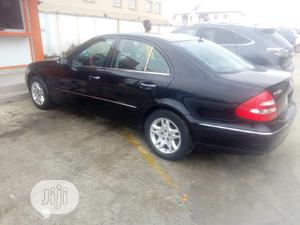 Mercedes-Benz E320 2003 Black | Cars for sale in Lagos State, Ajah