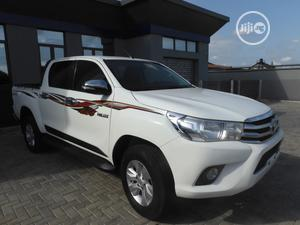 Toyota Hilux 2016 SR5 4x4 White   Cars for sale in Lagos State, Lekki
