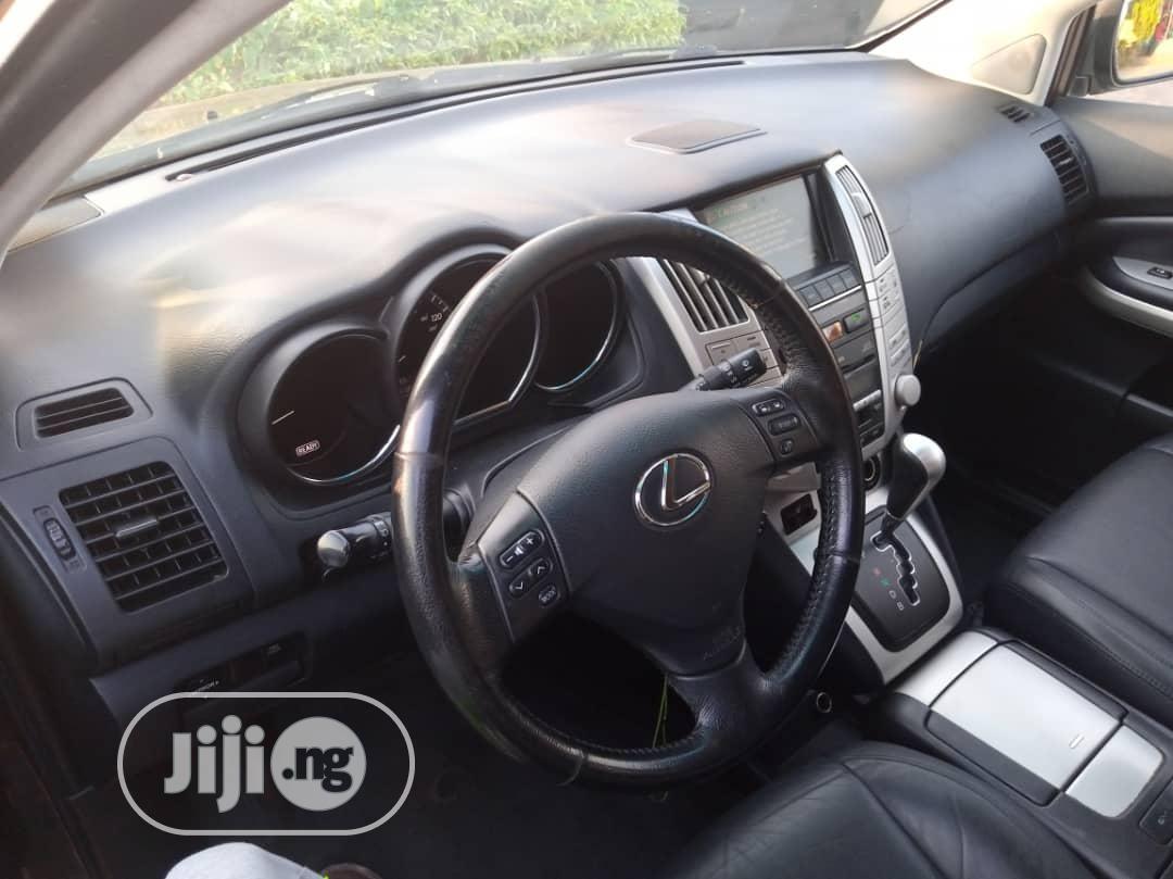 Archive: Lexus RX 400h 2006 Gray