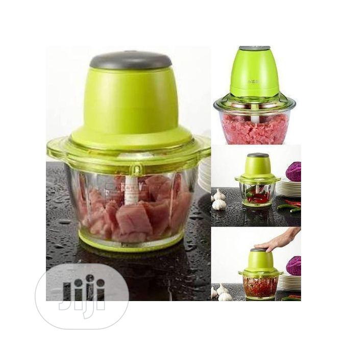 Food Processor & Yam Pounder