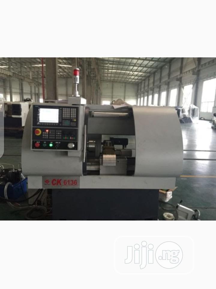 Digital CNC Lathe Machines