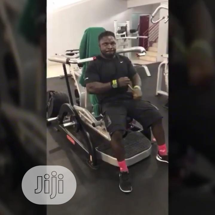 Gym Instructor And Private Instructor | Fitness & Personal Training Services for sale in Victoria Island, Lagos State, Nigeria
