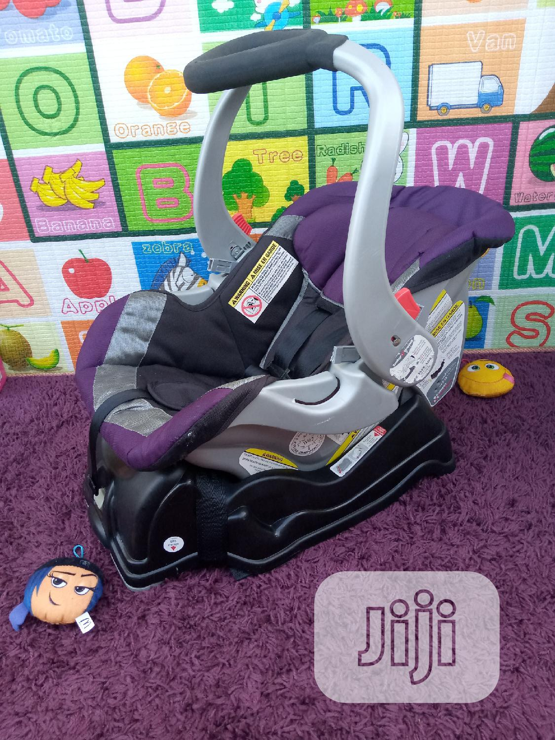Quality Uk Used Baby Trend Infant Car Seat | Children's Gear & Safety for sale in Surulere, Lagos State, Nigeria