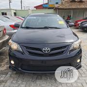 Toyota Corolla 2011 Black | Cars for sale in Lagos State, Ilupeju
