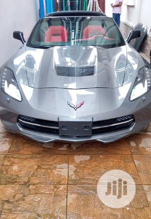 Chevrolet Corvette 2017 Gray | Cars for sale in Lagos State, Amuwo-Odofin
