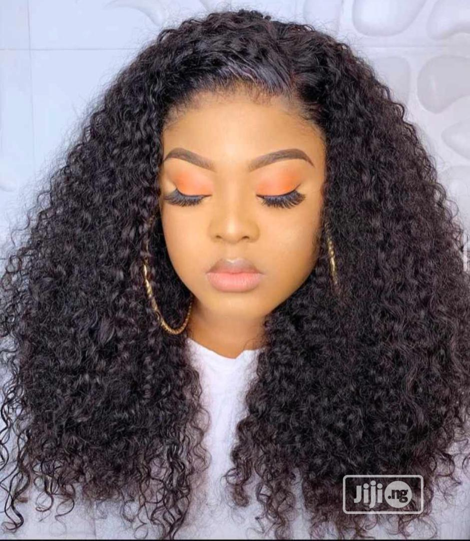Archive: Deep Curls For The Win, Very Full 300grams Wig