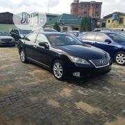 Lexus ES 2010 350 Black   Cars for sale in Lagos State, Ilupeju