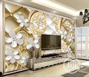 Where, Executive Classy 3d, 5d, 8d Custom Wall Mural Design in Lagos | Home Accessories for sale in Lagos State, Yaba