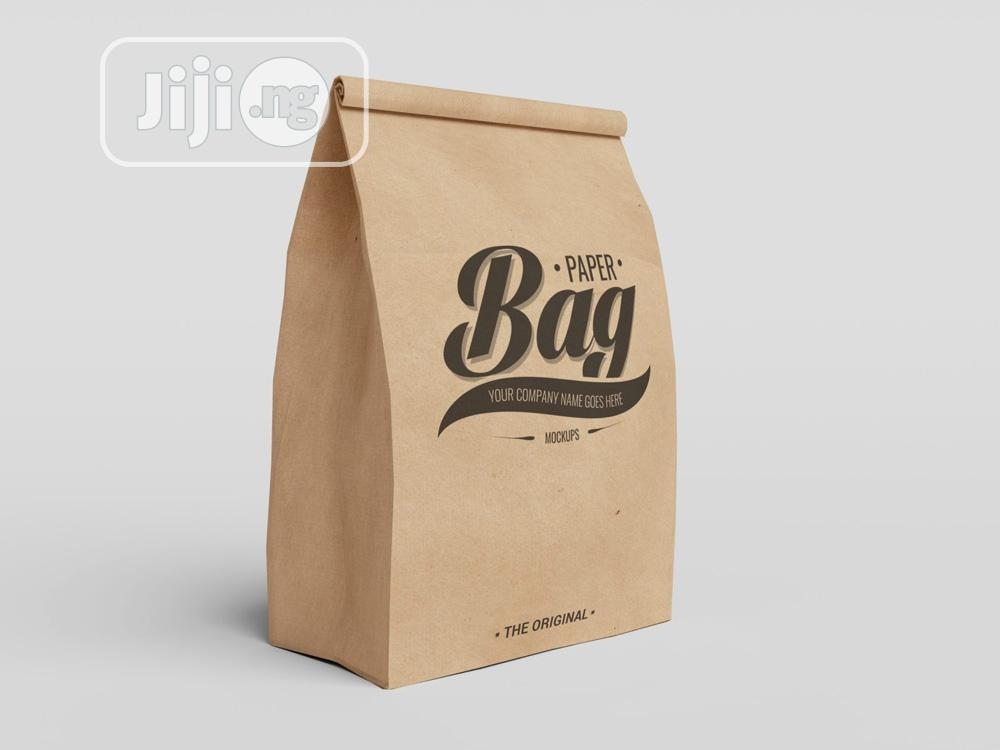 Archive: Brown Craft Paper Bags
