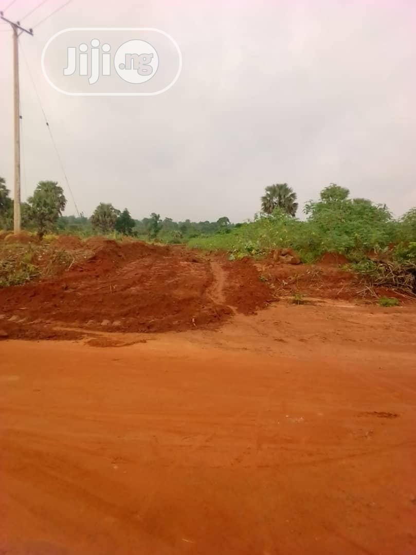 Plots Of Dry Land For Sale At Shinning Star Estate Awka