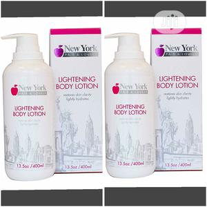 New York Fair and Lovely Lightening Body Lotion | Skin Care for sale in Lagos State, Amuwo-Odofin