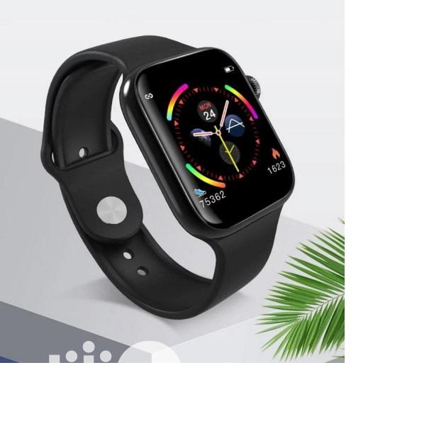 W4 Smart Watch Waterproof Heart Rate Monitor Sports Smart Bracelet | Smart Watches & Trackers for sale in Ikeja, Lagos State, Nigeria