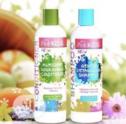 Pink Kids Gentle De Tangling Shampoo N Conditioner | Hair Beauty for sale in Lagos State, Ojo
