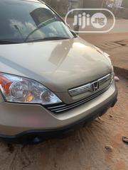 Honda CR-V 2008 2.4 EX-L 4x4 Automatic Gold   Cars for sale in Abia State, Umuahia