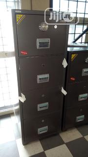 Brand New Imported Four Drawers Fire Resistant Safe | Safety Equipment for sale in Lagos State, Yaba