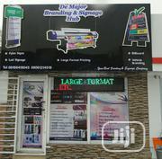 De Major Branding & Signage Hubs   Printing Services for sale in Lagos State, Ajah