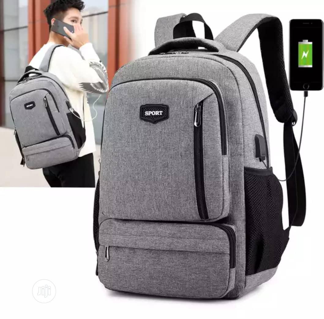 Unisex Sport Backpack | Bags for sale in Surulere, Lagos State, Nigeria