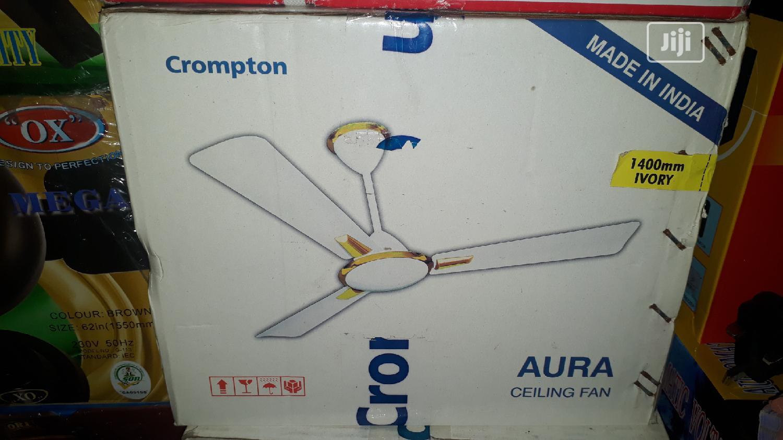 Crompton Copper Ceiling Fan