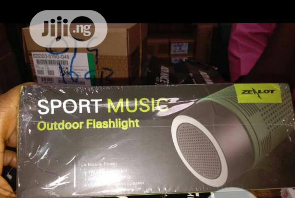 Zealot S1 Bluetooth Speaker | Audio & Music Equipment for sale in Ikeja, Lagos State, Nigeria