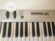 Midiplus 61 Controller Keyboard   Musical Instruments & Gear for sale in Ogun State, Abeokuta North