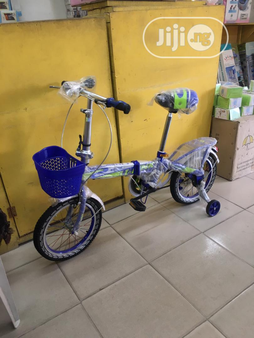 Foldable/Adjustable 16 Inches Bicycle (5-15years) | Toys for sale in Amuwo-Odofin, Lagos State, Nigeria