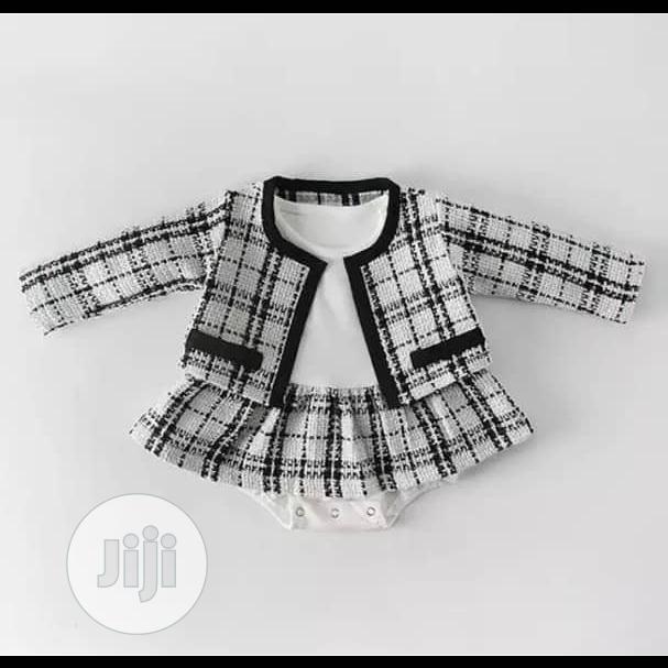 Beautiful Baby Girl Shirt Dress