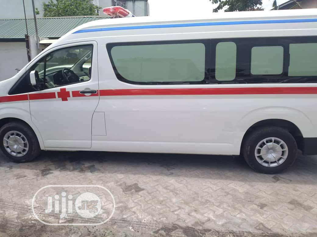 Ambulances. | Buses & Microbuses for sale in Ikeja, Lagos State, Nigeria