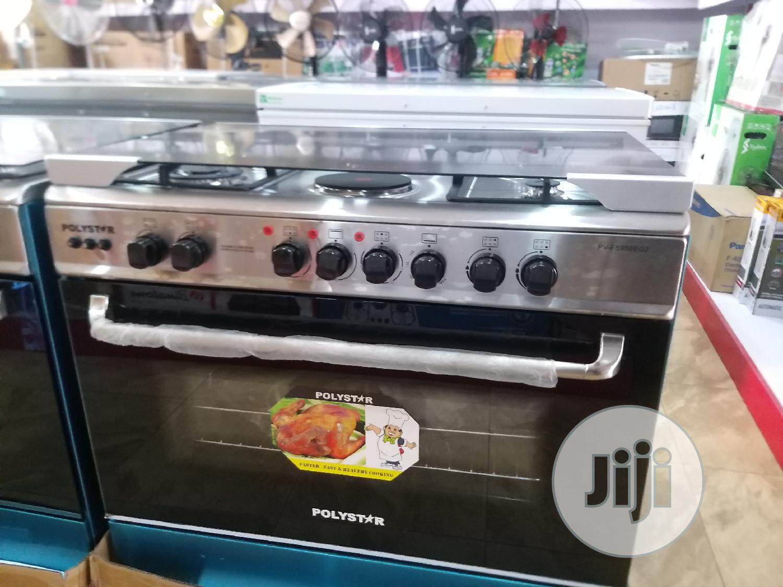 Polystar Gascooker 4x2   Kitchen Appliances for sale in Benin City, Edo State, Nigeria