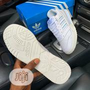 Adidas White Sneaker For Men | Shoes for sale in Lagos State, Magodo