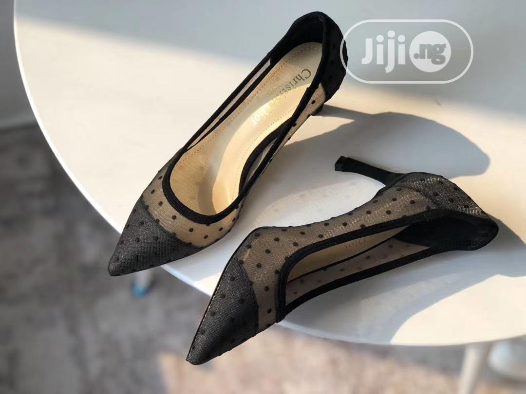 Christian Dior Heels Shoe in Magodo