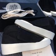 Fear of God Black Sneaker for Men | Shoes for sale in Lagos State, Magodo