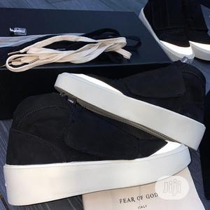Fear of God Black Sneaker for Men   Shoes for sale in Lagos State, Magodo