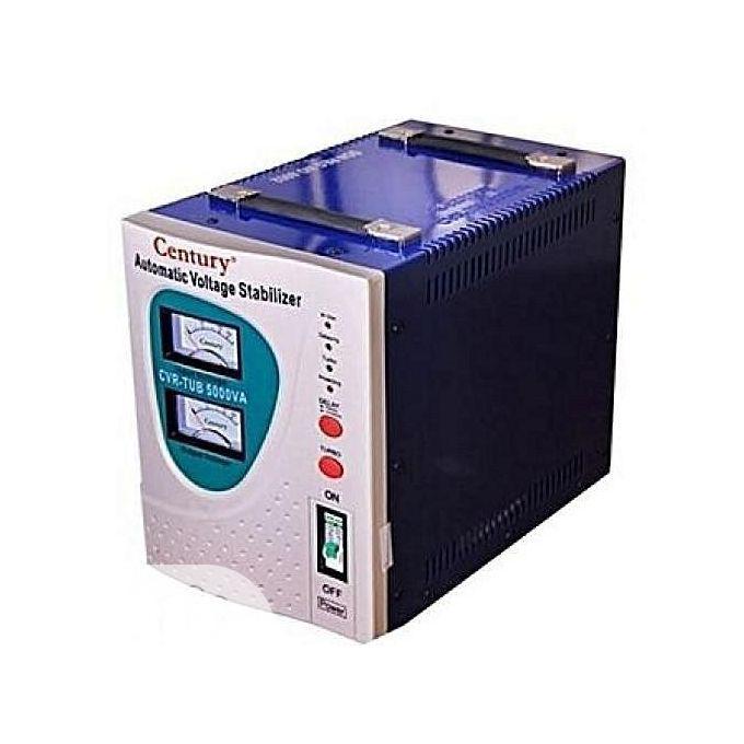 Century Automatic Voltage Stabilizer 5000va