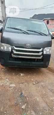 Toyota Hiace 2010 Gray | Buses & Microbuses for sale in Lagos State, Mushin