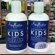 Shea Moisture Kids Shampoo N Conditioner | Hair Beauty for sale in Lagos State, Ojo