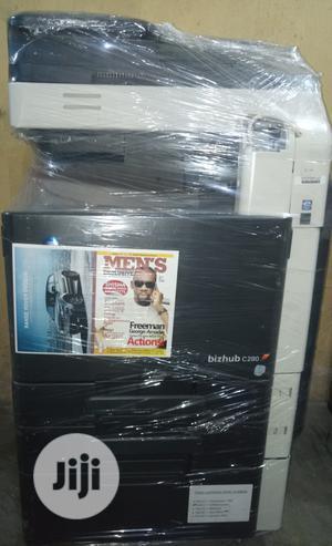 Konica Minolta Bizhub C280 Colour Multifunctional Printer | Printers & Scanners for sale in Lagos State, Surulere