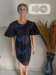 Tamaar's Stitches Short Fully Lined Gown | Clothing for sale in Lagos State, Ojodu