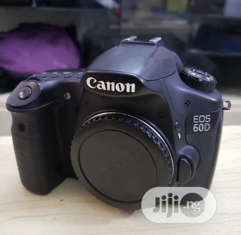 Archive: Canon EOS 60D With 18-135mm Lens