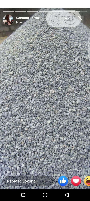 Granite 1/2inch in Abeokuta   Building Materials for sale in Abeokuta South, Ogun State, Nigeria